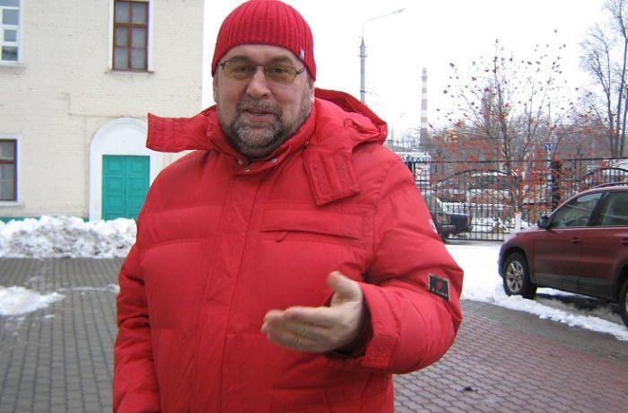 Евгений Ромашов