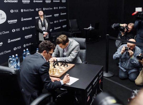 ЧМ по шахматам FIDE 2018