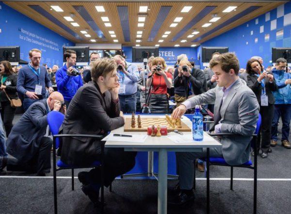 Шахматный супертурнир «Tata Steel Chess» (Вейк-ан-Зее) 12-27 января 2019 в Нидерландах