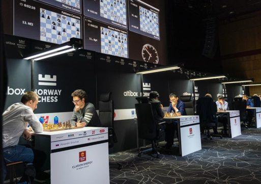 Супертурнир «Altibox Norway Chess» 2019