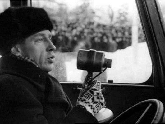 Спортивные репортажи В. Синявского и Н. Озерова