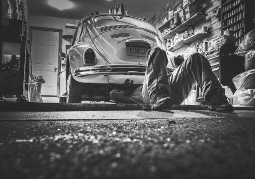Запрет на ремонт авто