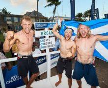 Первые финиши и рекорды океанской гонки Talisker Challenge 2019