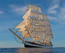 Кругосветные парусные экспедиции под флагом России